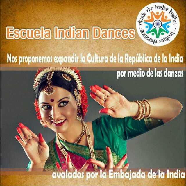 La Escuela Indian Dancess comienza a expandir su cultura en la ciudad