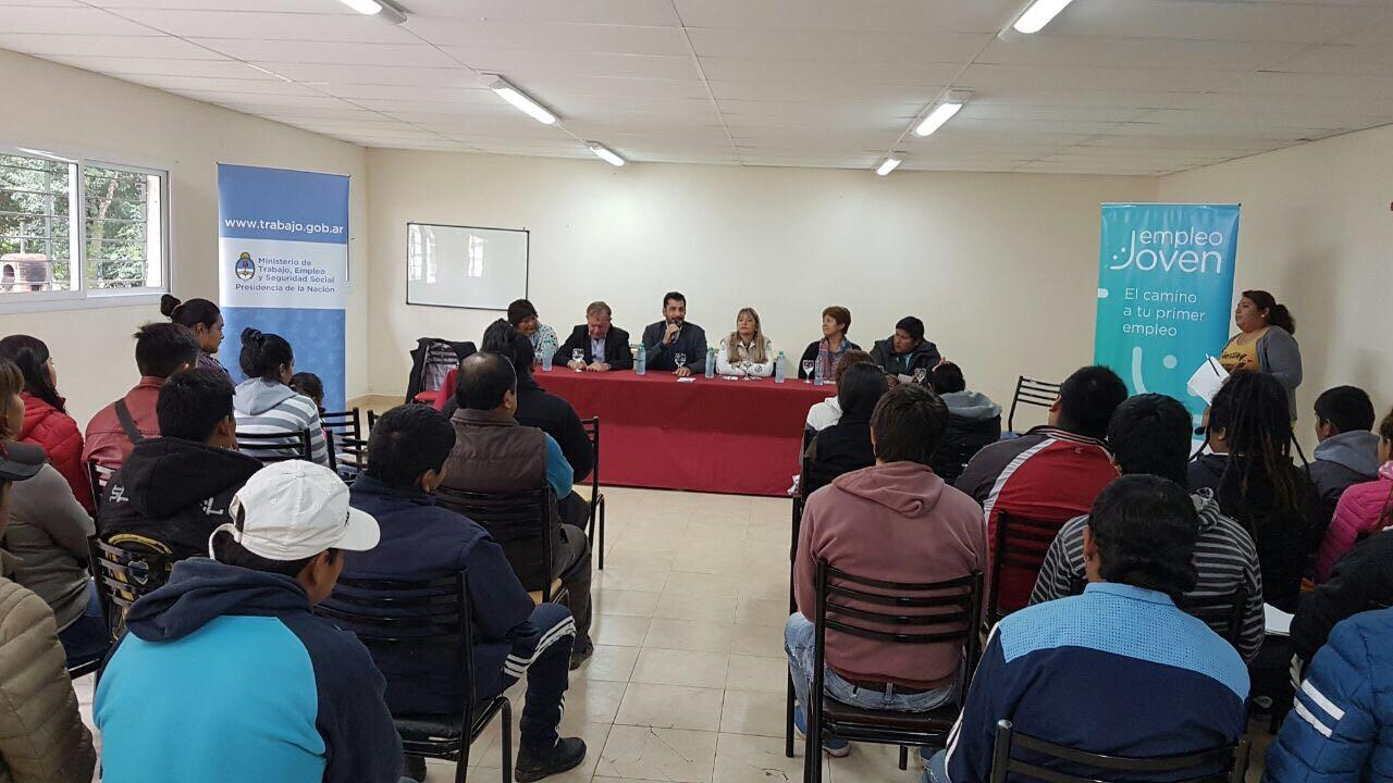 Empleo Joven se extiende por la provincia