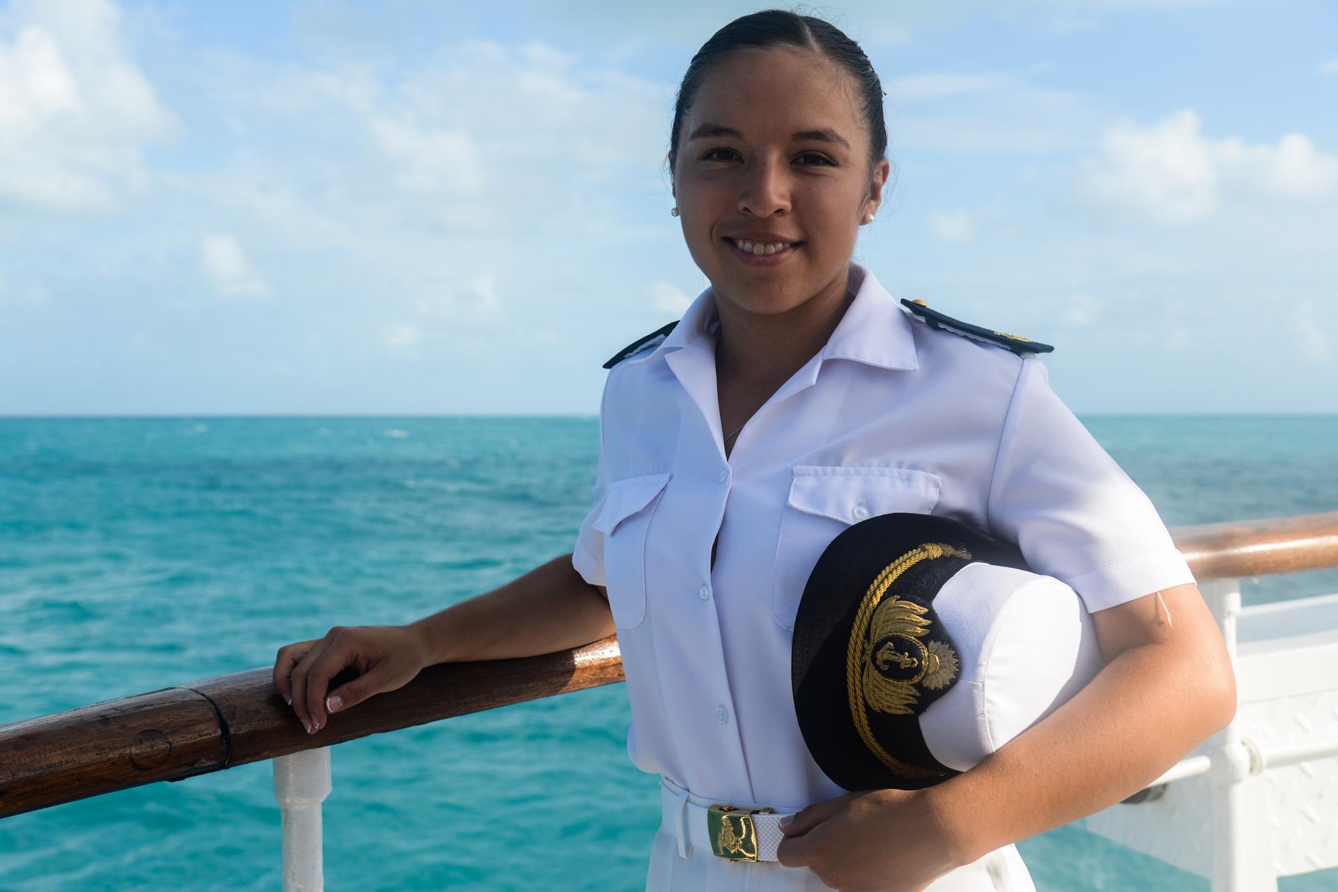 Noelia Alejandra Rosas, una joven lejos de Salta y cerca de su vocación