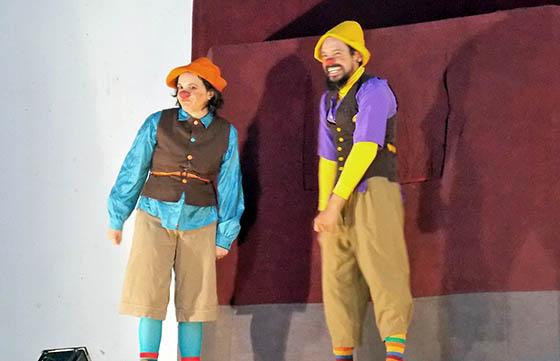 Cafayate y Orán disfrutarán del Teatro Ambiental