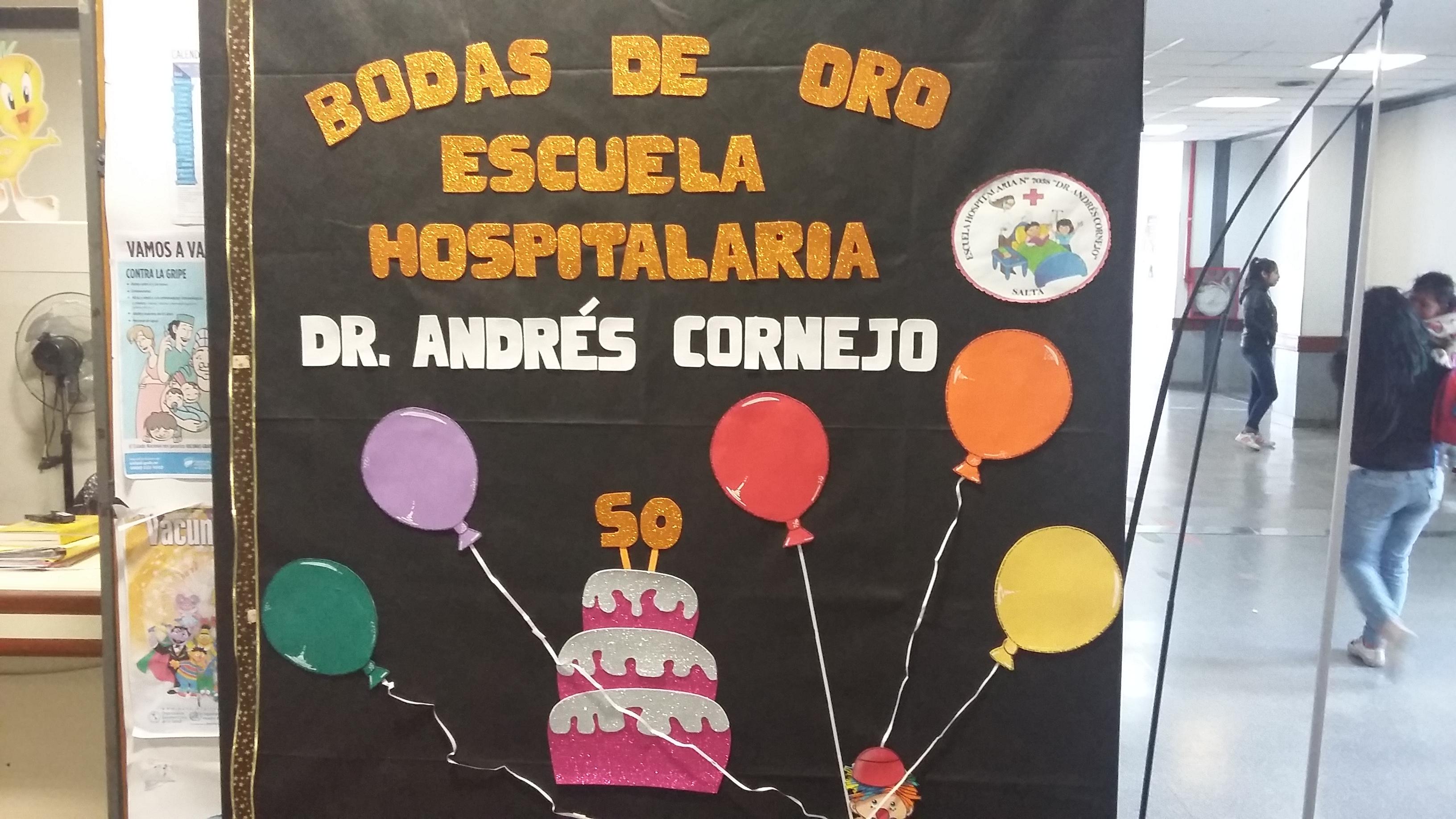 La Escuela Hospitalaria celebró 50 años de vida y servicio educativo en Salta