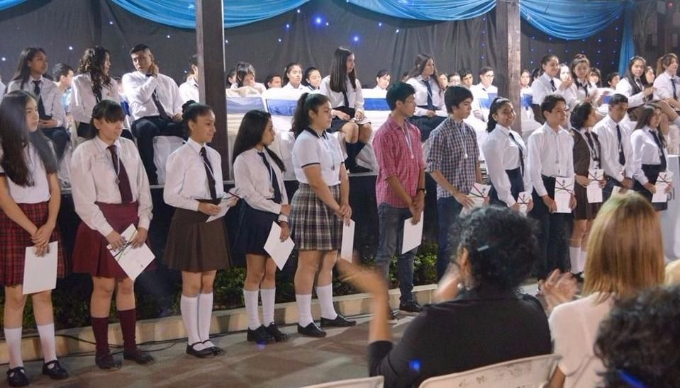 Fundación Rocca, que valora el esfuerzo, la excelencia y la tenacidad de jóvenes de Tartagal