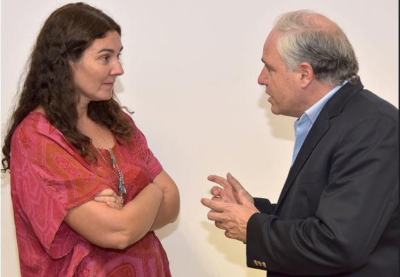 Cánepa analizó junto a organizaciones civiles acciones conjuntas para abordar la problemática del bullying