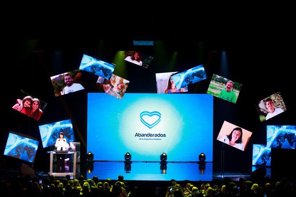 Salta es sede del encuentro nacional de los Abanderados de la Argentina Solidaria