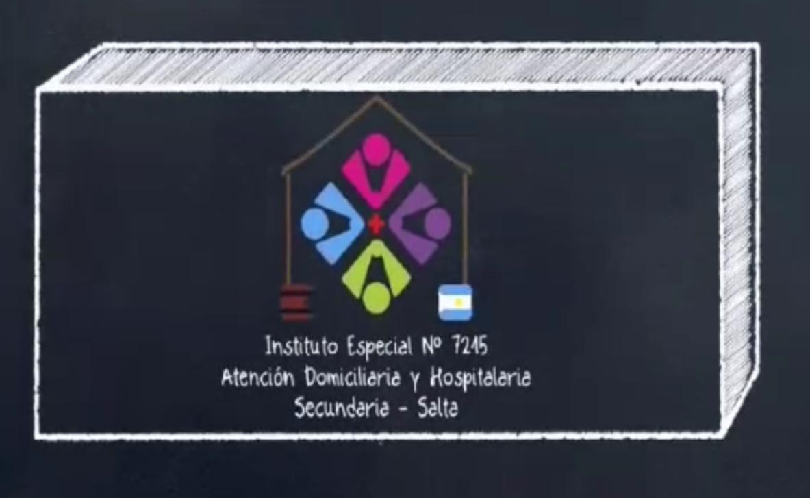 El Instituto Especial Nº 7215 promociona la modalidad educativa para alumnos que se encuentren temporalmente enfermos