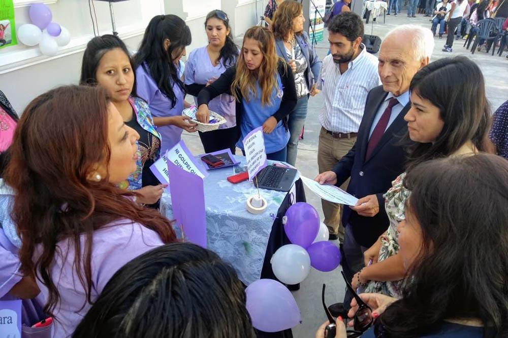 Organizaciones sociales salteñas compartieron acciones contra la violencia de género