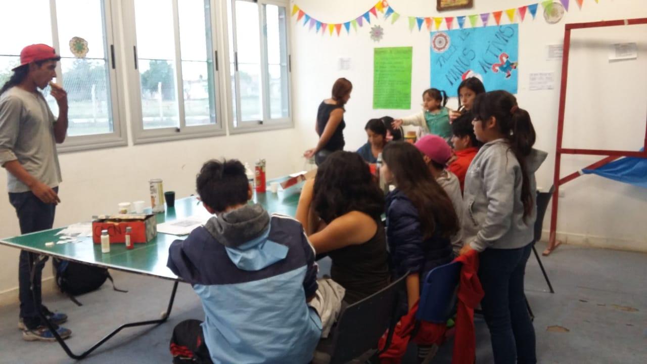 Jóvenes de la ciudad pueden realizar actividades gratuitas que ofrece el DIAT de San Benito
