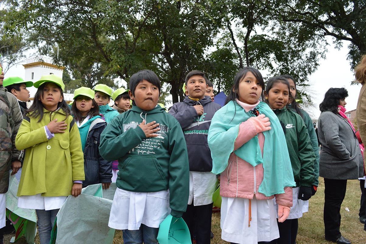 """Más de 1.600 alumnos darán su """"Promesa de Cuidado Ambiental"""""""