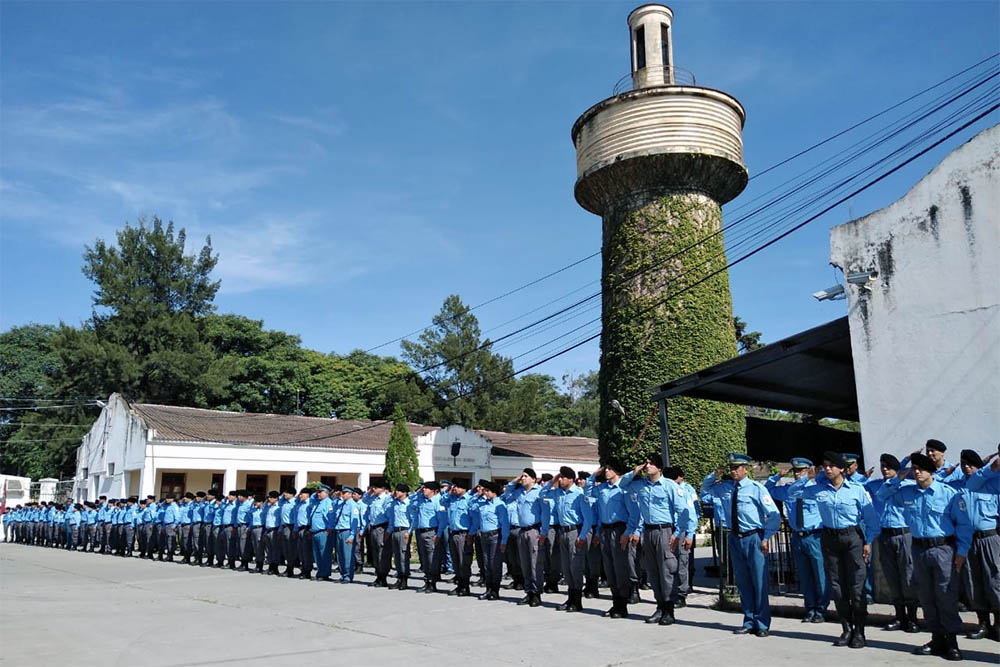 Continúan las inscripciones para aspirantes a cadetes del Servicio Penitenciario