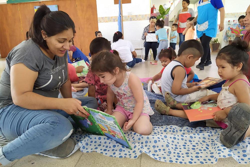 Los Centros de Primera Infancia celebraron el mes de la familia