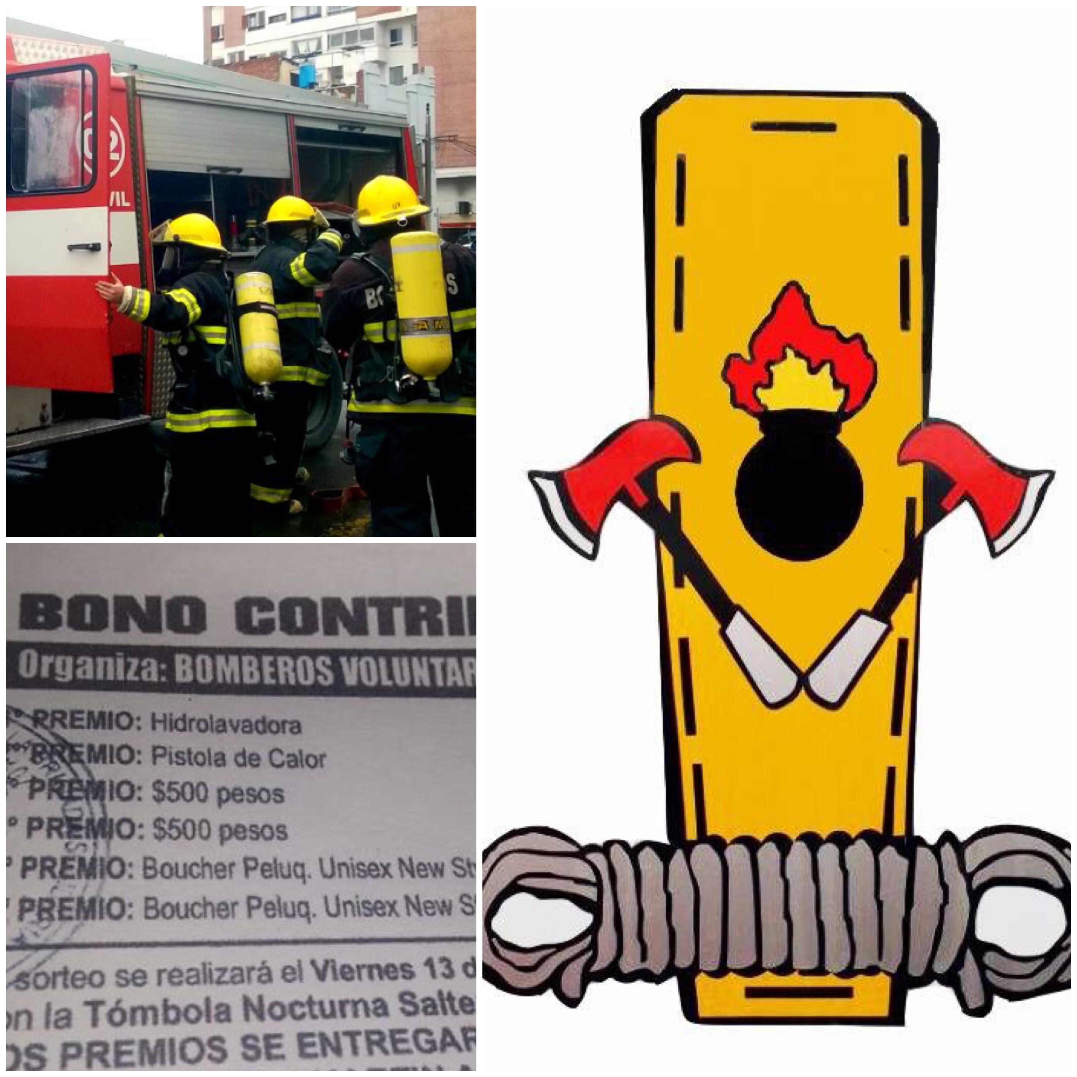 """Festival Solidario para retirar la autobomba del cuartel Bomberos Voluntarios """"Brigada Solidaria"""""""