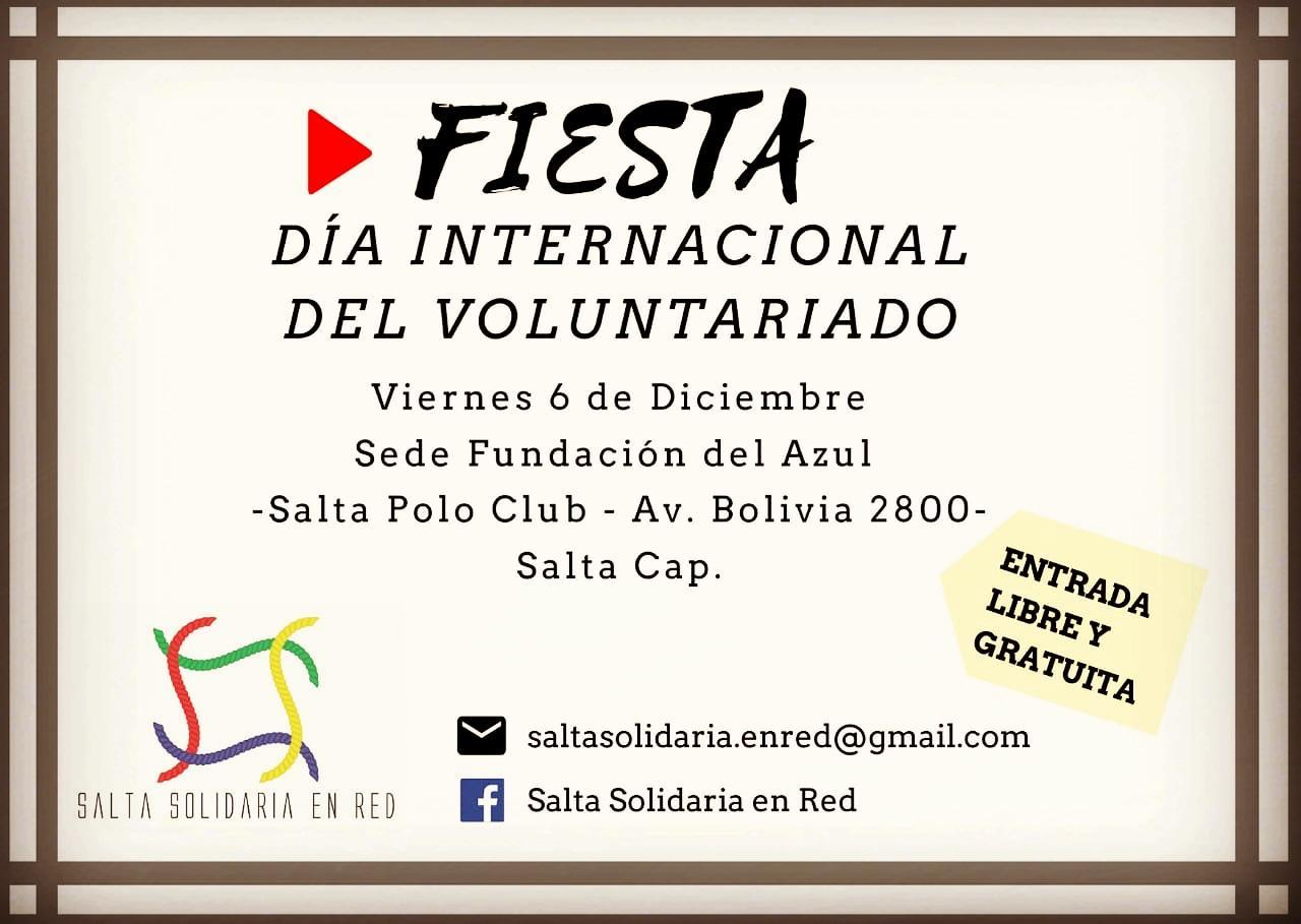 Las organizaciones sociales celebrarán el Día Internacional del Voluntariado