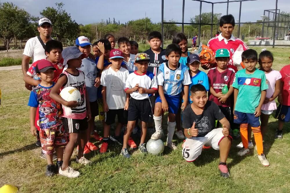 Hoy inician las clases de las Escuelas de Fútbol de Verano