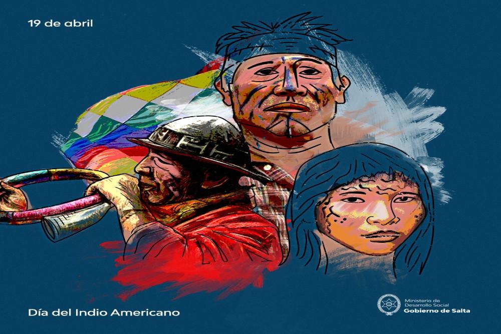 Se conmemora el Día del Indio Americano con diversas actividades