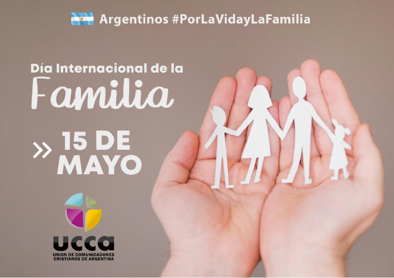 Hoy 15 de mayo es el Día Internacional de las Familias