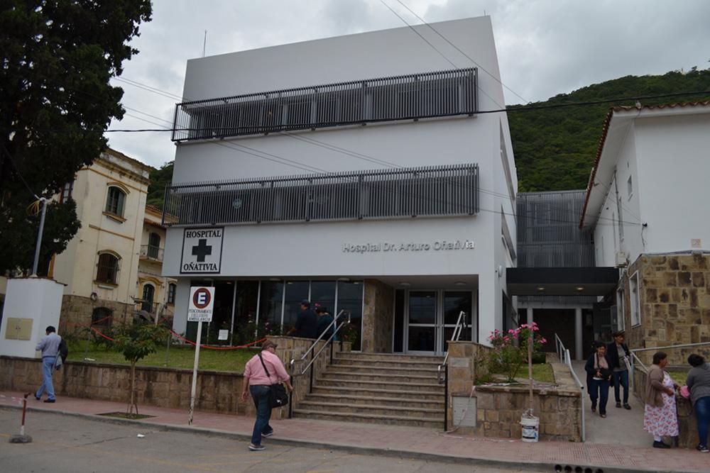 Funcionará desde hoy un consultorio virtual en el hospital Arturo Oñativia