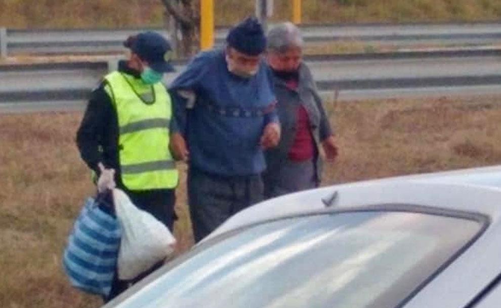 """""""Servir y proteger"""": el gesto de una policía jujeña que fue destacado en redes"""