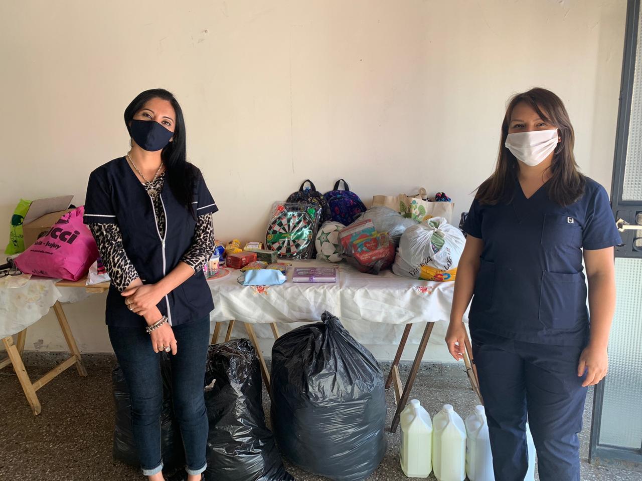 """""""Kinesiólogos del Milagro"""" organizan una campaña solidaria para las familias de Isonza"""
