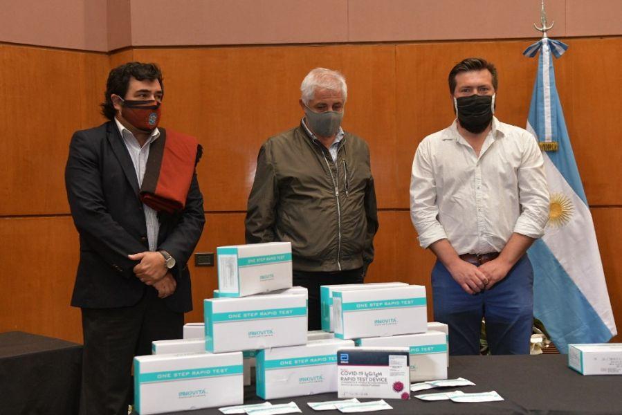 Guachipas: continúa la entrega de créditos a micro-emprendedores