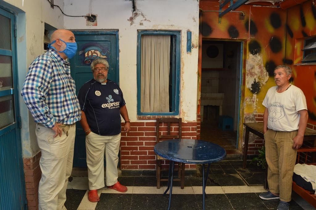 Desde hace 31 semanas el Refugio Municipal alberga a personas en situación de calle