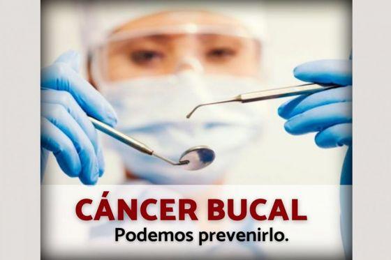 Campaña Provincial de Concientización y Prevención del Cáncer Bucal