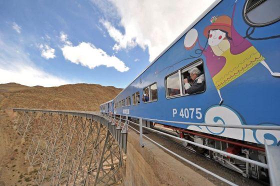 Desde el 9 de enero se podrá volver a disfrutar del Tren a las Nubes