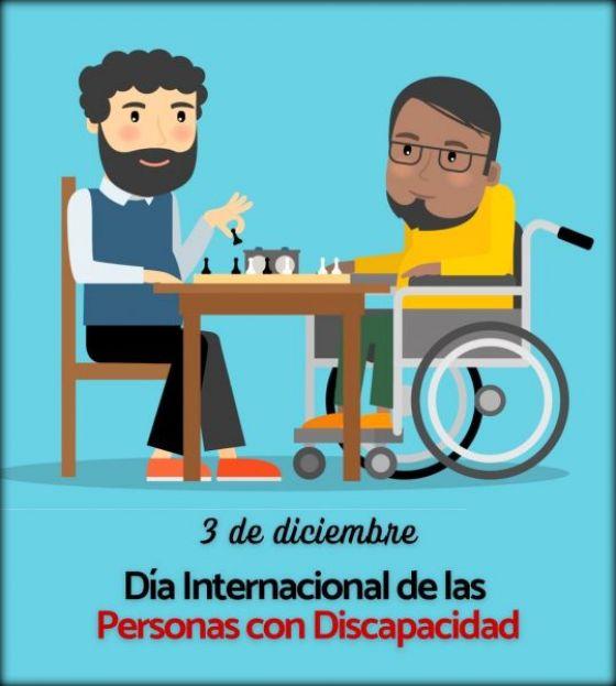 Se realizarán actividades por el Día Internacional de las Personas con Discapacidad