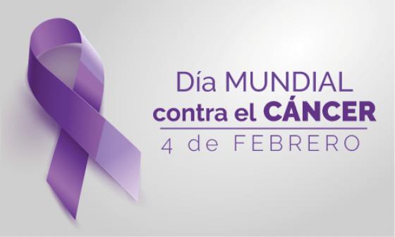 4 de febrero es el Día Mundial contra el Cáncer