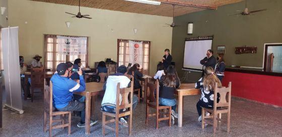 Personas Jurídicas capacitó a organizaciones sociales de los Valles Calchaquíes