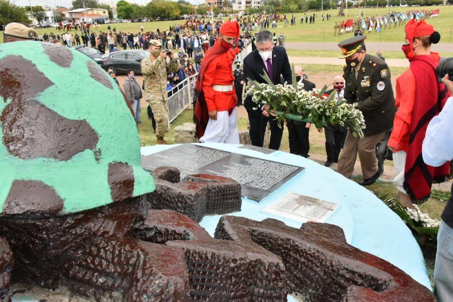 Salta rindió homenaje a los héroes de Malvinas
