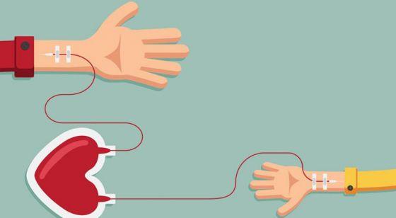Donar sangre puede salvar hasta cuatro vidas