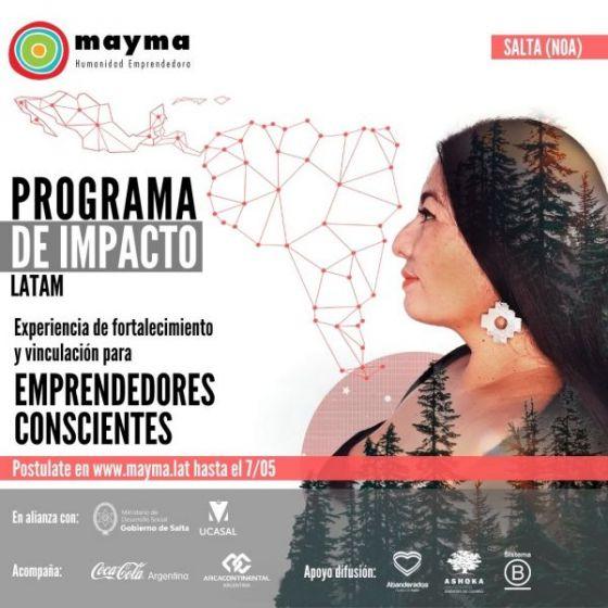 Mayma 2021: Lanza la convocatoria a emprendimientos de triple impacto