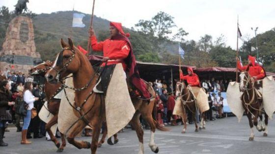 Se postergó el desfile en homenaje a Martín Miguel de Güemes