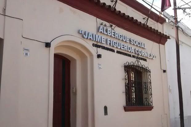 El albergue social Jaime Figueroa recibe a pacientes y familiares del interior