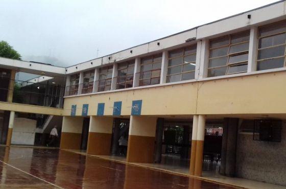 Iniciaron las obras de refacción en la escuela capitalina Gral. José de San Martín