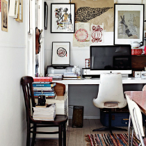 Workspace Organising Ideas