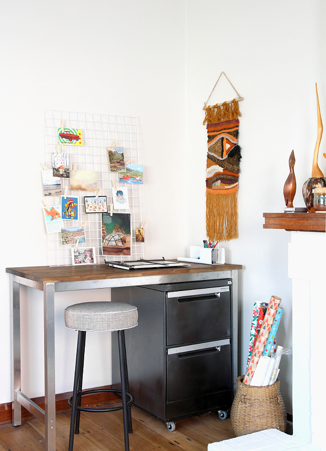My new workbench | Saltbush Avenue