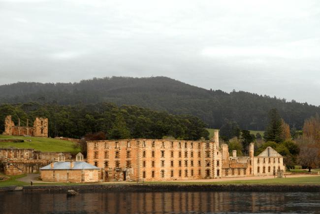 Port Arthur | Tasman Peninsula, Southern Tasmania | Saltbush Avenue