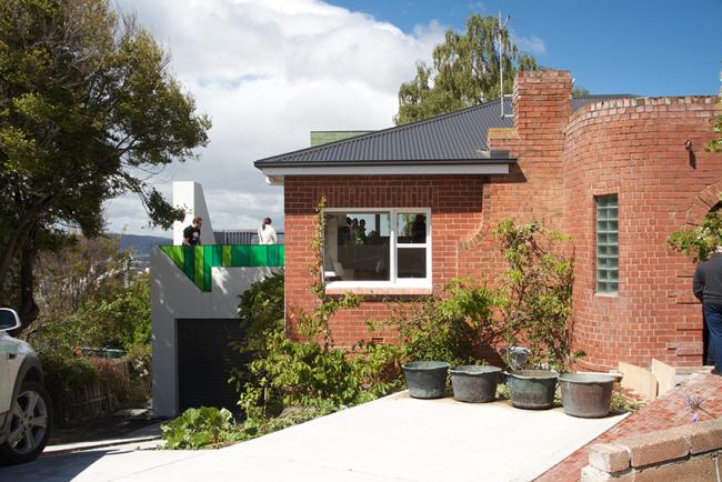Williams Street   Open House Hobart 2016   Saltbush Avenue