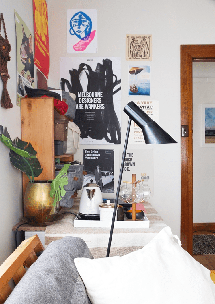 Room Reveal: My Home Studio | Saltbush Avenue