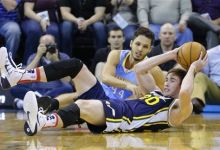 The Triple Team: Three Thoughts on Jazz vs. Nuggets 11/11/2013