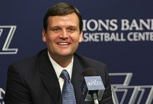 Jazz Unlikely to Make a Move?