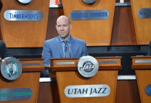 Backward Bounce: Jazz to Select Fifth in Upcoming NBA Draft