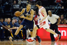 The Notre Dime: Watch All of Rudy Gobert's 42 Assists
