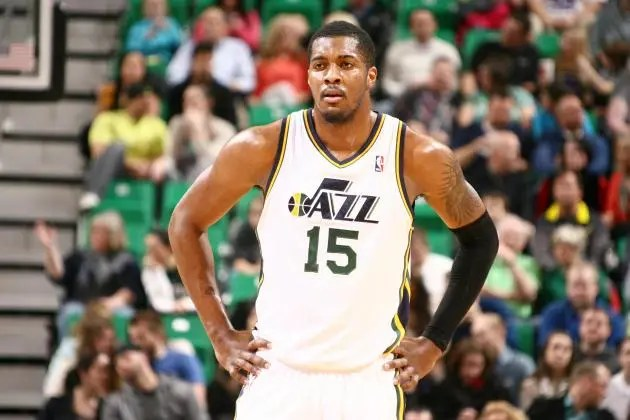 Derrick Favors is still on the underrated side of things. That could change this season. (Melissa Majchrzak/Getty Images)