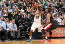 Game Recap: Blazers @ Jazz 10/12/15