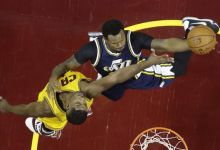 News and Notes From Jazz @ Cavs 11/10/15
