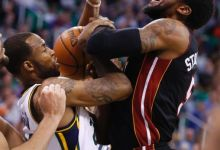Hayward, Jazz Get an Unlikely Win Vs. Star-Studded Heat