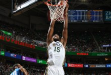 Derrick Favors: Better Than You Think He Is