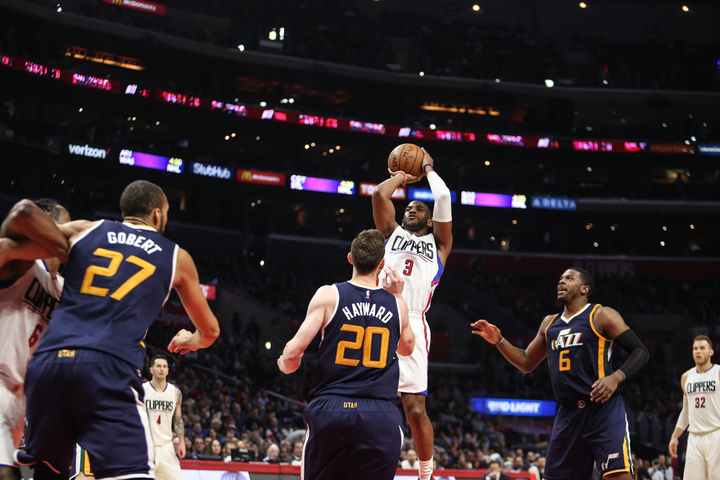 Jacob Gonzalez via clippers.com